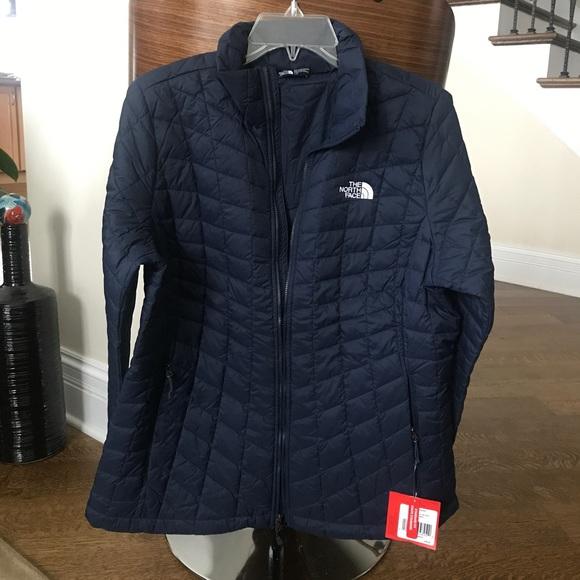 0d9e4ecb2 The North Face Women Jacket, urban navy color NWT